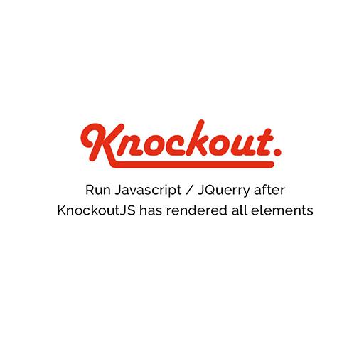 Knockout Development